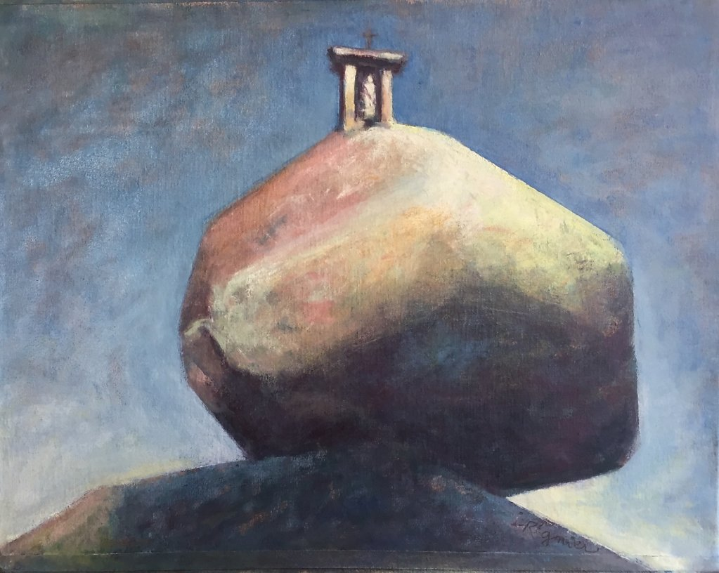 Giglio 09 La Vierge au rocher