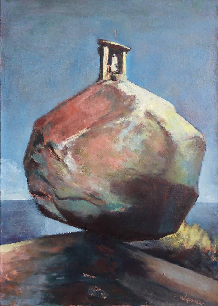 Giglio 10 La Vierge au rocher