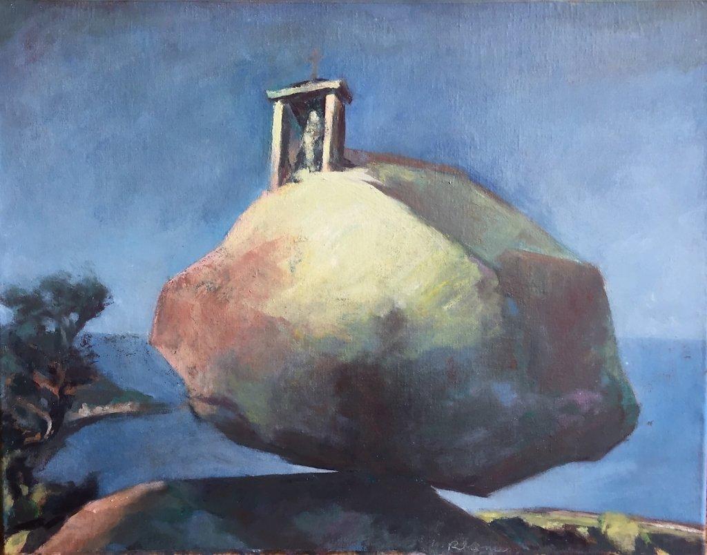 Vierge au rocher II